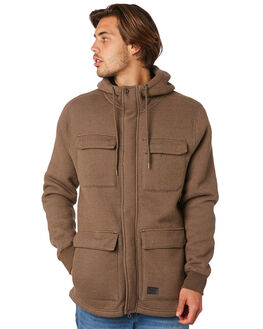 MUSHROOM MENS CLOTHING VOLCOM JACKETS - A5811900MSH