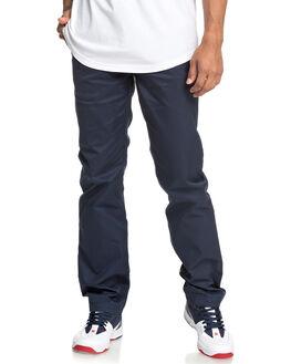 BLACK IRIS MENS CLOTHING DC SHOES PANTS - EDYNP03136-BTL0