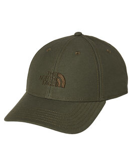 NEW TAUPE GREEN MENS ACCESSORIES THE NORTH FACE HEADWEAR - NF00CF8C21L