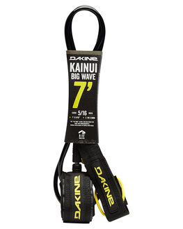 BLACK SURF HARDWARE DAKINE LEASHES - 10001077BLK