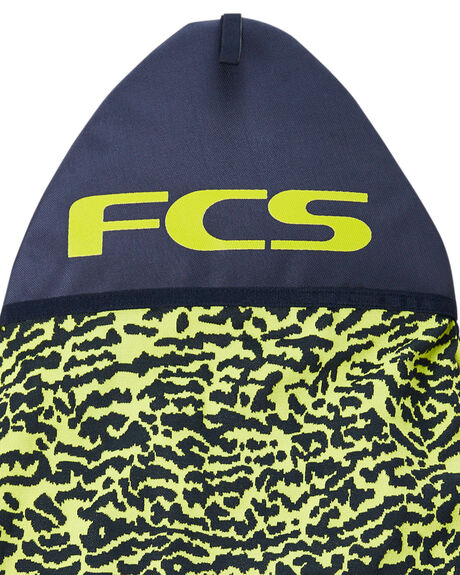 ICE YELLOW BOARDSPORTS SURF FCS BOARDCOVERS - BST-063-FB-IYEIYLW