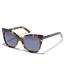DARK TORT GREY WOMENS ACCESSORIES PARED EYEWEAR SUNGLASSES - PE1508TBTRTGY