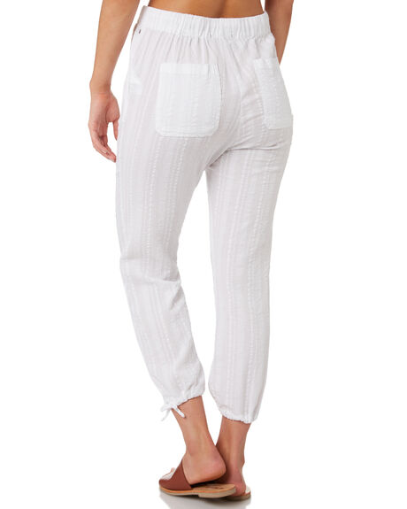 WHITE OUTLET WOMENS RUSTY PANTS - PAL1123WHT
