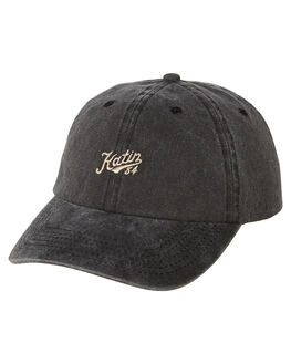 BLACK WASH MENS ACCESSORIES KATIN HEADWEAR - HTSLA01BLKW