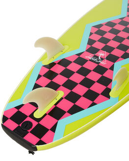 ELECTRIC LEMON BOARDSPORTS SURF CATCH SURF SOFTBOARDS - ODY60LOGELEM
