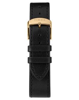 BLACK GOLD WOMENS ACCESSORIES TIMEX WATCHES - TW2T22800BLKG