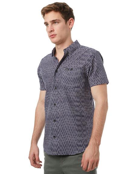 MULTI MENS CLOTHING RVCA SHIRTS - R371186MULTI