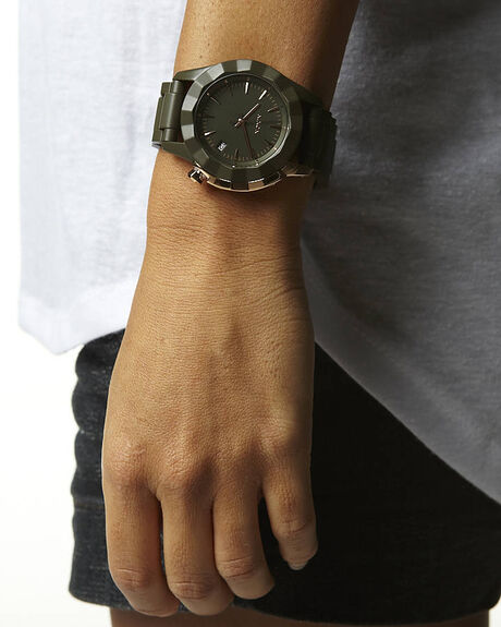 ALL SURPLUS ROSE GOLD MENS ACCESSORIES NIXON WATCHES - A2881419