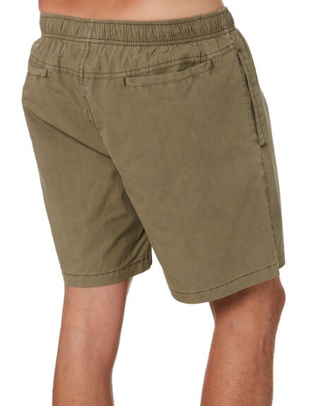 ARMY STONE MENS CLOTHING AS COLOUR BOARDSHORTS - 5903ARMST