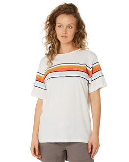OFF WHITE WOMENS CLOTHING RIP CURL TEES - GTEBP20003