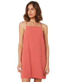 Rusty Heartbreaker 3 Dress - Red | SurfStitch