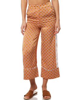 AMBER GEO WOMENS CLOTHING THE FIFTH LABEL PANTS - 40180304-4AMB