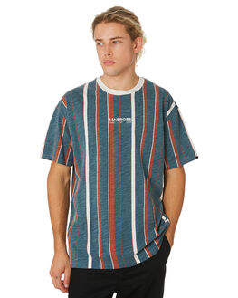 OCEAN CLAY MENS CLOTHING ZANEROBE TEES - 129-WORD-OCNCL