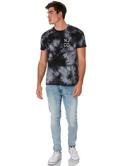 MULTI MENS CLOTHING NUDIE JEANS CO TEES - 131667R22