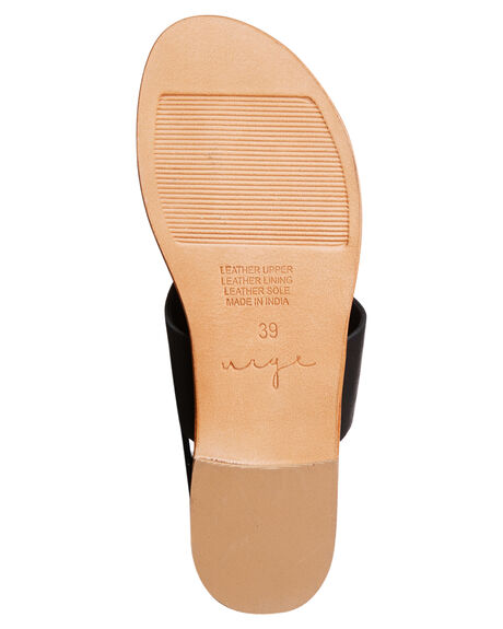 BLACK WOMENS FOOTWEAR URGE FASHION SANDALS - URG17035BLK