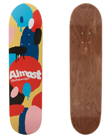 CREAM SKATE DECKS ALMOST  - 100231076CRM