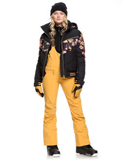 SPRUCE YELLOW BOARDSPORTS SNOW ROXY WOMENS - ERJTP03092-YLK0