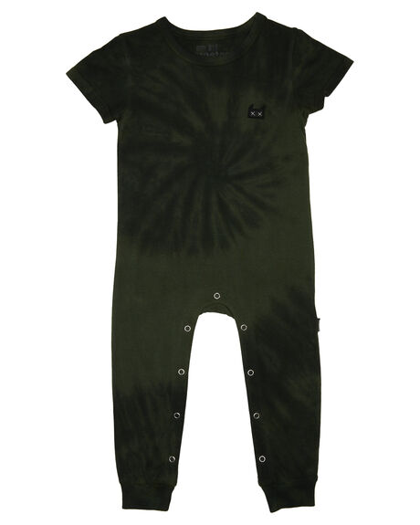 OLIVE DYE KIDS BABY MUNSTER KIDS CLOTHING - MI211JS03OLDY