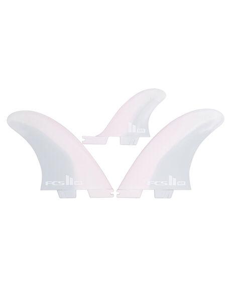 PINK GREY BOARDSPORTS SURF FCS FINS - FMRX-PC03-XL-TS-RPKG