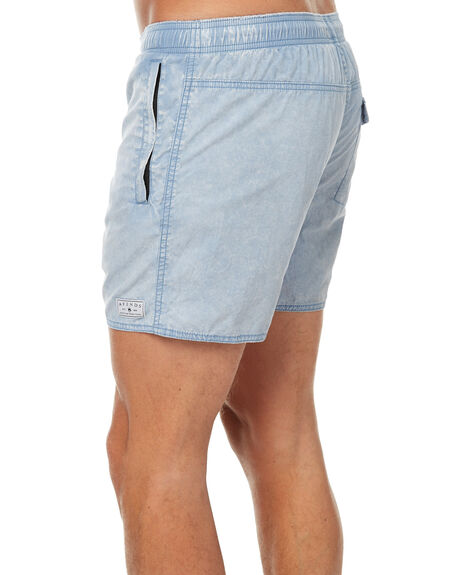 BLUE ACID MENS CLOTHING AFENDS BOARDSHORTS - 09-04-082