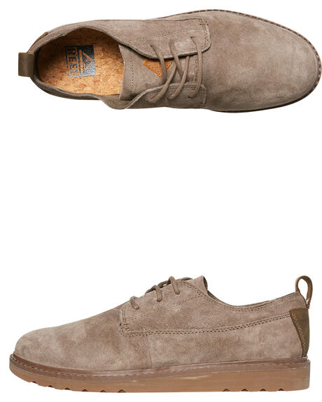 GREY GUM MENS FOOTWEAR REEF FASHION SHOES - A3625GGU
