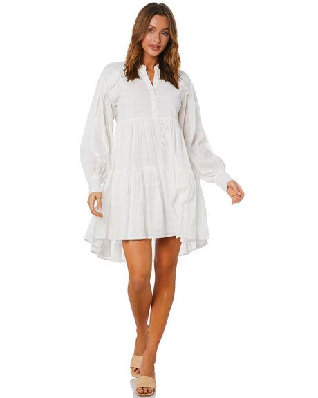 IVORY WOMENS CLOTHING MINKPINK DRESSES - MP2010463IVORY