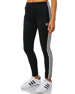 BLACK WOMENS CLOTHING ADIDAS PANTS - CE2400BLK