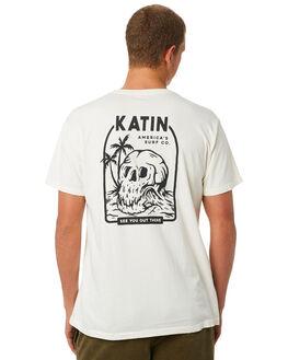 WOOL MENS CLOTHING KATIN TEES - TSBAR03WOOL