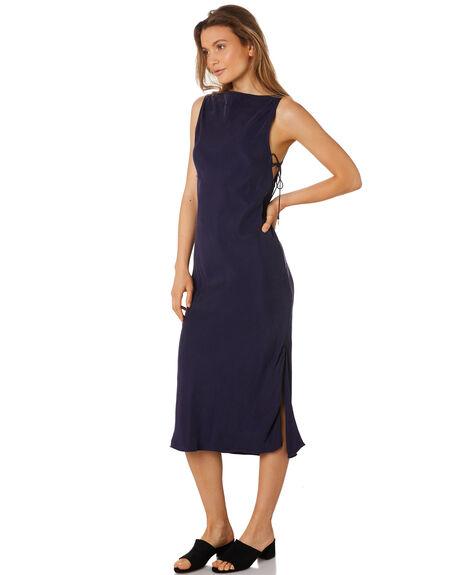 INDIGO WOMENS CLOTHING TIGERLILY DRESSES - T393411IND