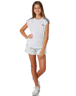 BLUE DENIM KIDS GIRLS EVES SISTER SHORTS + SKIRTS - 9520010BLU