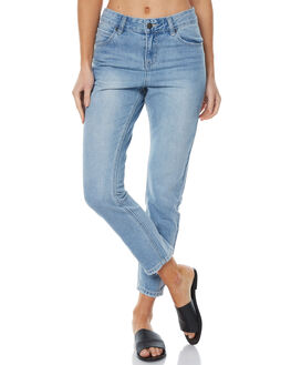 BLEACH WOMENS CLOTHING THE HIDDEN WAY JEANS - H8173191BLE