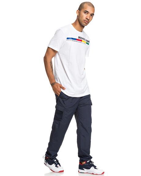 BLACK IRIS MENS CLOTHING DC SHOES PANTS - EDYNP03149-BTL0