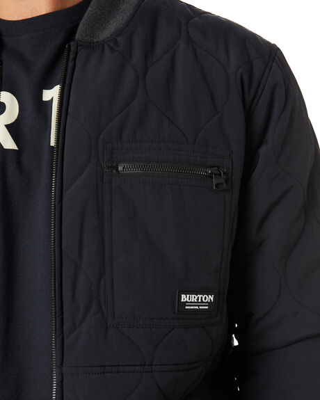 TRUE BLACK MENS CLOTHING BURTON JACKETS - 16142105002