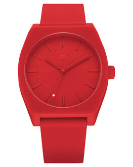 ALL RED MENS ACCESSORIES ADIDAS WATCHES - Z10-191-00ARED
