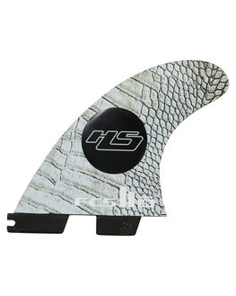 GREY BLACK BOARDSPORTS SURF FCS FINS - FHSM-CC01-MD-FS-RGRB