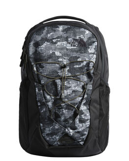 BLACK CAMO MENS ACCESSORIES THE NORTH FACE BAGS + BACKPACKS - NF0A3KV78AT