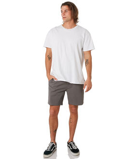 GREY MENS CLOTHING DEPACTUS SHORTS - D5201235GREY