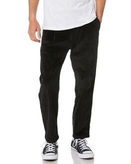 PHANTOM BLACK MENS CLOTHING DEUS EX MACHINA PANTS - DMF204594PBLK