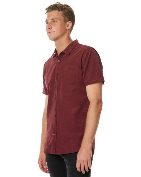 WINE MENS CLOTHING SWELL SHIRTS - S5174169WINE