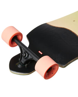 COCONUT BLACK BOARDSPORTS SKATE GLOBE COMPLETES - 10525254COCO
