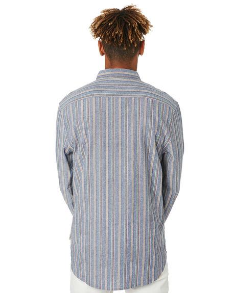 NAVY MENS CLOTHING INSIGHT SHIRTS - 1000082587NVY