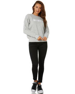 GREY MARLE WOMENS CLOTHING RUSTY JUMPERS - FTL0720GMA