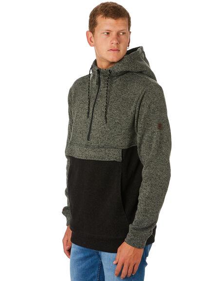 MILITARY MENS CLOTHING BILLABONG JUMPERS - 9595622MILTR