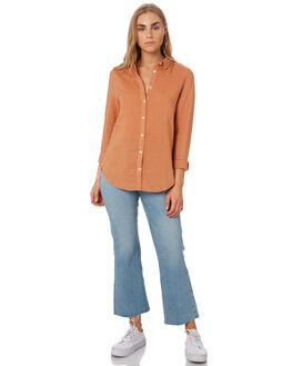 CINNAMON WOMENS CLOTHING NUDE LUCY FASHION TOPS - NU23712CINN