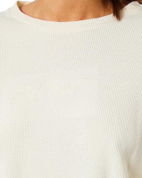 NATURAL WOMENS CLOTHING SILENT THEORY TEES - 6073005TAN