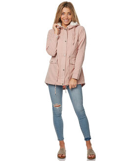 BLUSH WOMENS CLOTHING ALL ABOUT EVE JACKETS - 6491029PNK