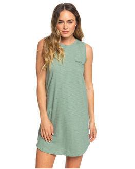LILY PAD WOMENS CLOTHING ROXY DRESSES - ERJKD03195-GJN0