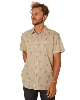FATIGUE MENS CLOTHING THE CRITICAL SLIDE SOCIETY SHIRTS - SS1851FATGE