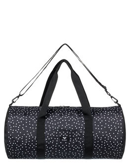 TRUE BLACK DOTS WOMENS ACCESSORIES ROXY BAGS + BACKPACKS - ERJBL03132KVJ8