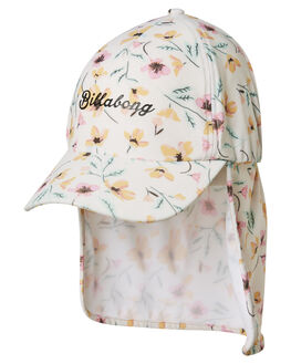 WHITE SWAN KIDS GIRLS BILLABONG HEADWEAR - 5695301WHS 41ac955b4391